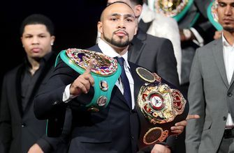 Pro boxer Keith Thurman claims he would 'beat Conor McGregor's ass' in the ring or the octagon