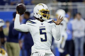 Chargers' Lynn: Taylor is going to get chance to start at QB