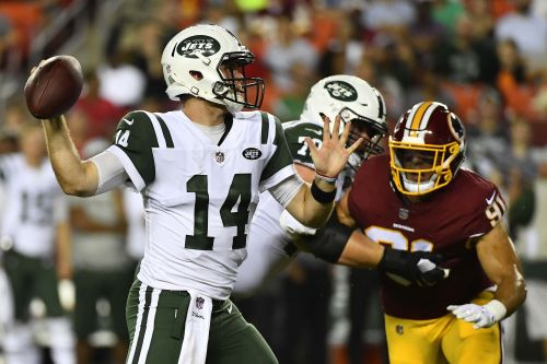 Three-and-out: Sam Darnold's first start and other Jets-Redskins observations