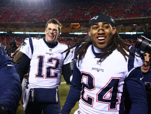 Tom Brady should recruit ex-teammate Stephon Gilmore to join Bucs