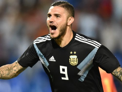 Argentina 2 Mexico 0: Icardi, Dybala score first international goals