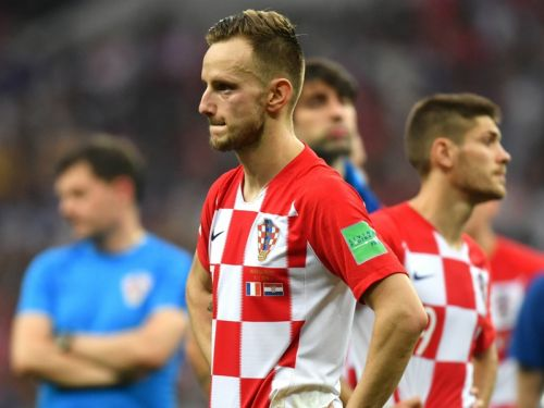 'Don't talk to me about VAR!' - Rakitic still smarting over World Cup final loss