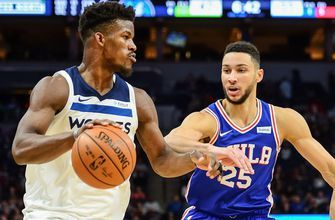 Chris Broussard gives two reasons why Jimmy Butler to the 76ers may not be a good fit