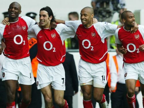 Arsenal Invincibles: How Wenger's 2003-04 Gunners went a season without defeat