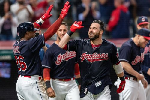 Good for a grand: Jason Kipnis' 1,000th career hit echoes his first big-league knock seven years ago