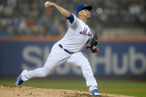 Mets designate Hansel Robles, move Ramos to 60-day DL