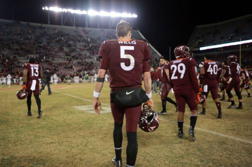 Virginia Tech, Marshall agree to possible game on Dec. 1