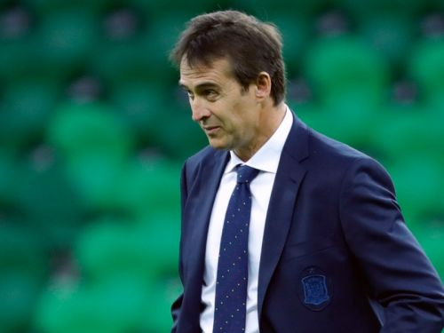 Real Madrid president Perez denies 'disloyalty' over Lopetegui appointment