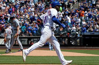Adeiny Hechavarria's 3-run shot leads Mets past Tigers