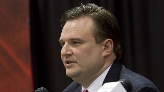 76ers attempt to hire Rockets GM Daryl Morey away 'rebuffed', report says