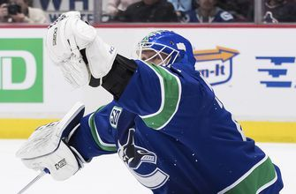 Pettersson scores in OT, Canucks beat Hurricanes 1-0