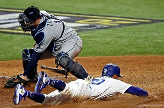 Rays go down in Game 6 as Dodgers win 1st World Series title since 1988