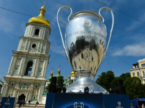 Two arrested in Kiev after clashes before Champions League final