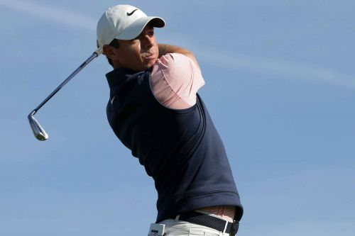 Rory McIlroy promotes new app after drop-in from NHL commissioner