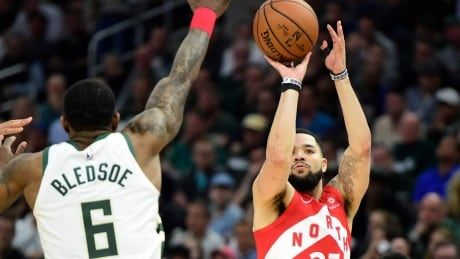 No sleep? No problem: Raptors' VanVleet continues to amaze since birth of son