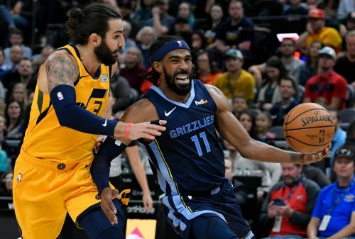 Grizzlies Trading Mike Conley To Utah