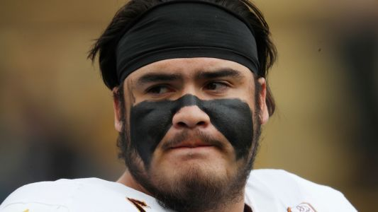 ASU offensive line named semifinalist for Joe Moore Award