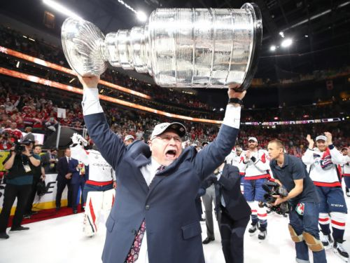 New York Islanders hire Stanley Cup champion Barry Trotz as head coach