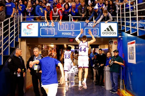 The Kansas home-court advantage isn't what you think