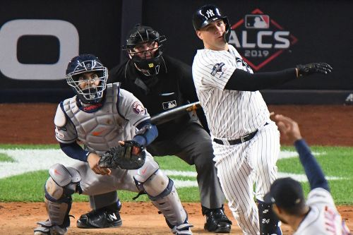 Gary Sanchez's bat wakes up too late for Yankees