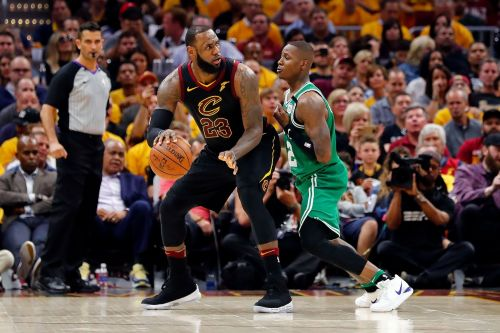 Celtics' Terry Rozier on Cavaliers' rout in Game 3: 'We needed to get our butts whooped'