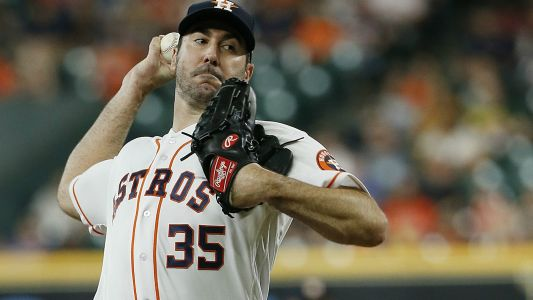Justin Verlander has next in chase to 3,000 strikeouts