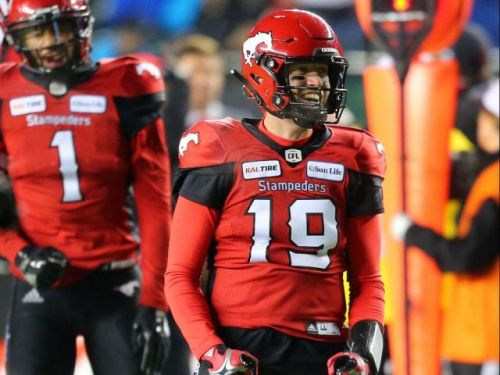 Scott Stinson: Bo Levi Mitchell secures his legacy in messy Grey Cup victory