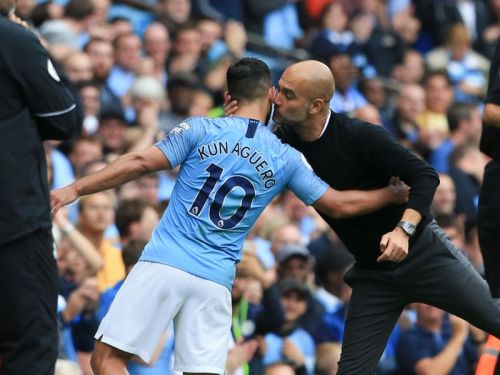 How Aguero went from Jesus understudy to better than Kane in Guardiola's mind