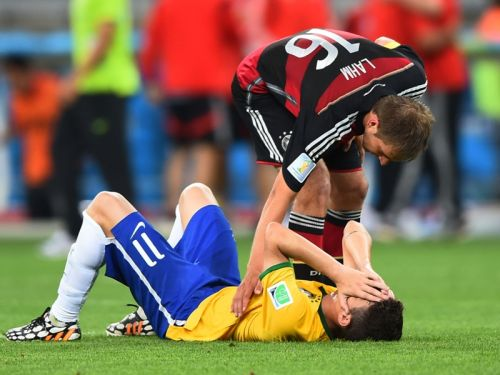 FIFA Rewind: Watch Brazil versus Germany from World Cup 2014 in full