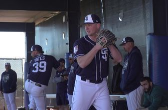 Spring Training 2019: The Padres are hard at work in Peoria