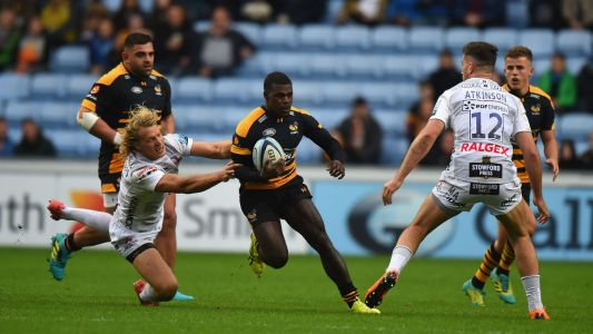 Why Christian Wade dropped elite rugby to gamble on NFL success