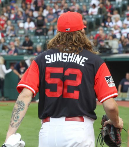 Mike Clevinger's funky tees are a hit and four other things we learned Thursday about the Cleveland Indians