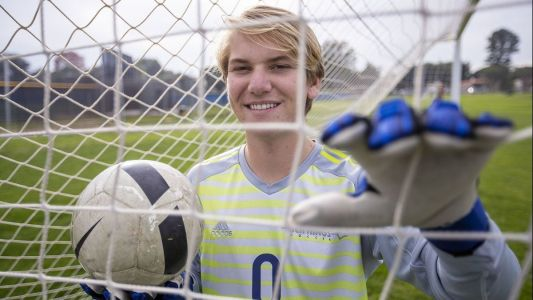 High School Male Athlete of the Week: It's Wally's world for CdM boys' soccer