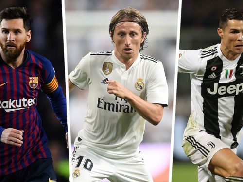 Modric hits out at Messi & Ronaldo for skipping Ballon d'Or because someone else won