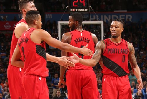 Blazers Discussed 'Big Trade' Last Summer