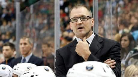 Red Wings hire former coach of the year Dan Bylsma as assistant