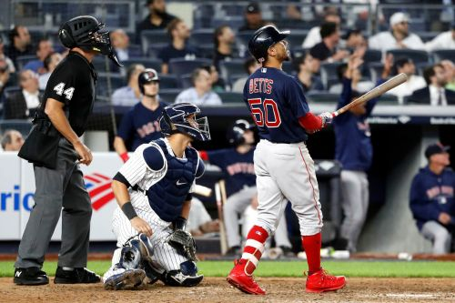 Yankees can't stop Red Sox from clinching in The Bronx