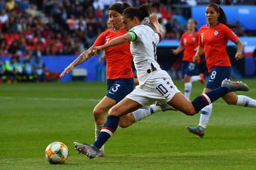 U.S. advances without controversy at Women's World Cup