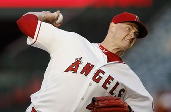 Angels place Richards on disabled list due to UCL damage