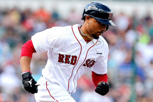 Mookie Betts plans to make Red Sox sweat over huge contract