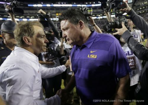 What to make of the LSU betting line against Arkansas
