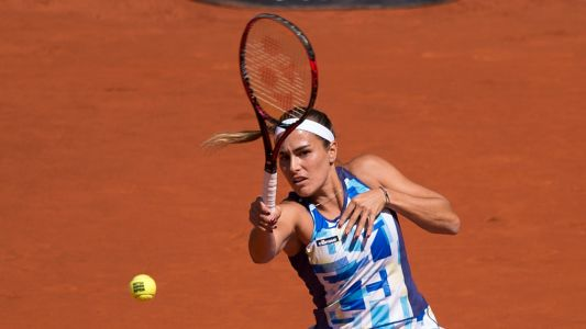 Tennis: Cornet pulls out of Strasbourg, hopeful for French Open