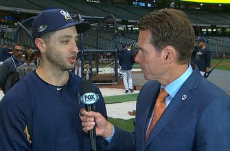 Ryan Braun says Brewers still like their chances, despite being pushed to the brink of elimination