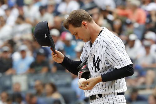 The first sign that Sonny Gray may be turning a corner