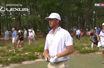 2019 U.S. Amateur: Highlights from semifinal of Andy Ogletree and Cohen Trolio