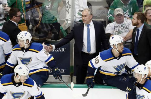 Stanley Cup final coaches Craig Berube, Bruce Cassidy have taken a long road