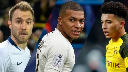 Way-too-early look at next season: Real Madrid land Mbappe, Sancho to Man United?