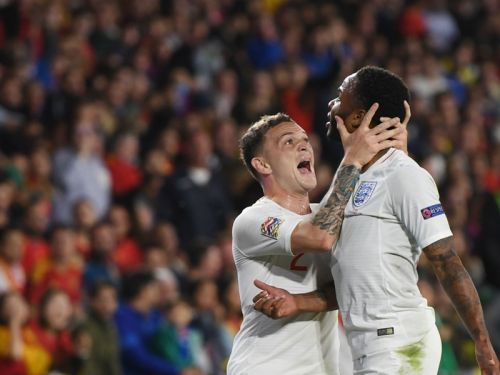 England's perfect performance sets the standard - Trippier
