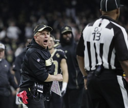 NFL will consider making pass interference calls reviewable, after Rams-Saints gaffe