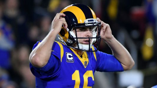 Jared Goff not worried about Superdome noise: 'When it's loud, we love it'